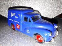Model tetley tea mini van