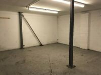 Rehearsal Studio / Band Practice space / Workshop from just £3.50/wk - No Minimum Stay - No Deposit
