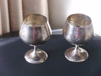OLD drinking cups
