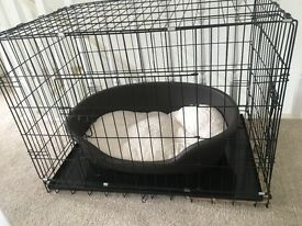 "Pet crate (LARGE 36"")"