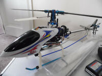 RC Electric Helicopter (Unused)