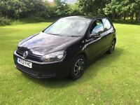 2012 VW GOLF TSI S 1.2 HPI CLEAR TOP SPEC VERY LOW MILEAGE MOT'D GTD GTI TDI CHEAPEST ANYWHERE