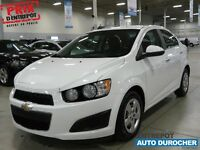 2012 Chevrolet Sonic LT(auto., air clim., cruise, groupe elect.,
