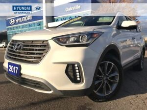 2017 Hyundai Santa Fe XL LUXURY | 7 PASS | NAVI | LEATHER | NO A