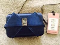 Royal Blue Clutch bag, was £45 now £10