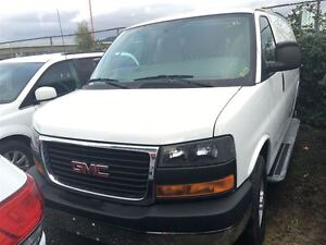 2015 GMC Savana 2500 Fully Loaded