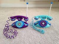 Disney Frozen Intercom Telephones