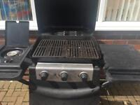 BBQ bought from B&Q