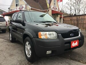 2003 Ford Escape 4dr XLT Sport 4WD