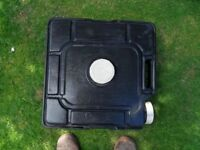 Waste water container