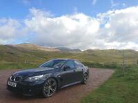 BMW 525d 5 Series M Sport 3.0 Edition 2008 Carbon Black (E60)