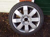 Renault Clio 182 Renaultsport Wheel & Tyre