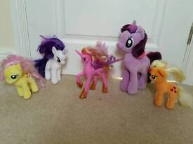 TY my little pony Cadence talking pony vgc pet smoke free