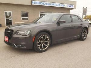 2016 Chrysler 300 S PACKAGE