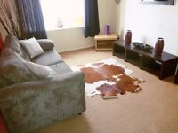 Furnished 1 Bedroom Apartment with parking just on edge of City Centre and A58! Available NOW