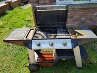 Outback graphite barbecue