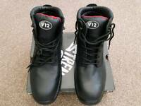 Work boots. Brands New never worn. V12 otter. Size 11