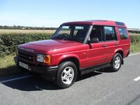 LAND ROVER TD5 DISCOVERY AUTOMATIC 4X4 ALLOY WHEELS TOW BAR YEARS MOT PX POSSIBLE