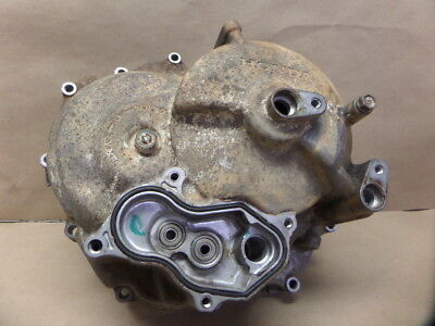2007 HONDA RECON 250ES 2WD ENGINE CLUTCH COVER / SIDE COVER