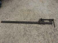 Vintage heavy duty sash clamp
