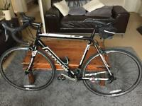 "Cannondale Synapse W accessories. en 14781 56"" - like new. Racing/road bike"