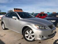 2006 56 LEXUS IS220D - 2.2 TD - 175BHP -KEYLESS ENTRY & START -CAMBELT DONE -FREE 15 MONTHS WARRANTY