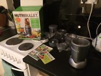 Nutribullet- Hardly used