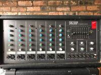 Top quality Fender SR6 300P Mixer Amp