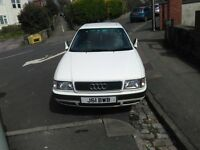 classic audi 80 with full service history family owed since 94