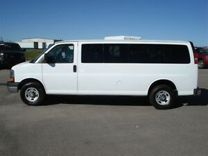 2013 Chevrolet Express 3500 LT - 15 passenger-tinted glass