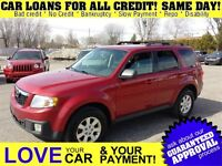 2009 Mazda Tribute GS * AWD * GREAT VEHICLE * GREAT CATCH