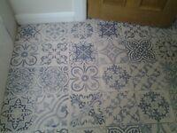 Ceramic bathroom tiles for sale (leftovers)