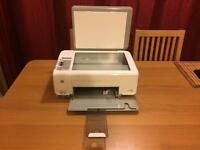 HP colour Printer + scanner