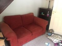 £60 Two seater sofa ! £60
