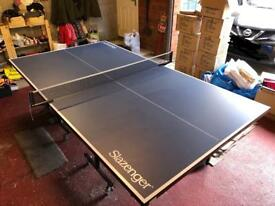 Slazenger Table Tennis Table