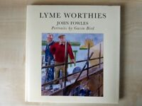 Lyme Worthies by John Fowles Hardback, Lyme Regis museum & Dovecote Press 2000 New.