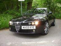 Alfa Romeo 159 Ti James Bond Limited Edition 1.9 JTDm