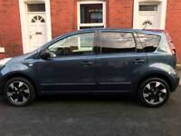 REDUCED NISSAN NOTE N TEC