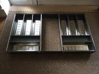 Blum Orgaline 800 cutlery tray
