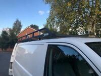 VW T5 Transporter roof rack Rhino