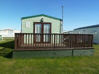 3 Bedroom Caravan to Rent at Silver Sands Lossie