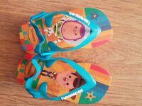 Havaianas flip flops brand new - size EUR 24