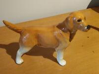Pair of Vintage Porcelain Labrador Retrievers (unmarked)