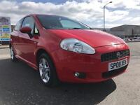 Fiat Grande Punto excellent condition only 45000 miles
