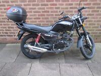 Sinnis Max 2 125cc Motorbike