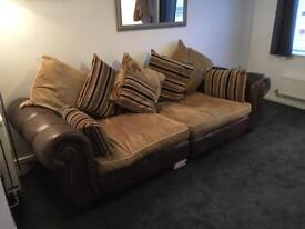 4 seater settee free for collection