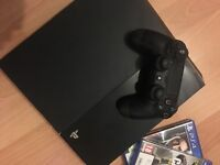 PS4 500GB 2 Years Warranty + Call of Duty Infinite Warfare and more