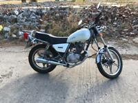 Suzuki gn125 125cc 2004
