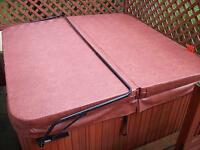 Custom Made Hot Tub / Spa Covers Sale