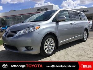 Certified 2012 Toyota Sienna Limited AWD - ONE OWNER!
